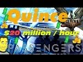 Elite: Dangerous Quince Passenger Mission Make Millions