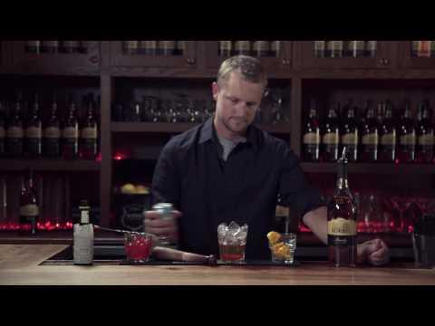 John Peterson: Korbel Brandy Bartender Old-Fashioned Competition