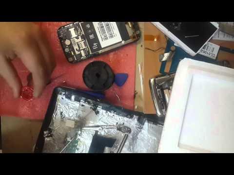 How to disassemble ?? Fly IQ458 Quad EVO Tech 2 Take apart, Tutorial на сайте rentaldj.ru
