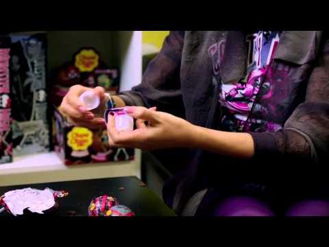 Ура! Моя коллекция пополнилась! [#7 Шоколадные Яйца] Monster High с сюрпризами! Монстер хай