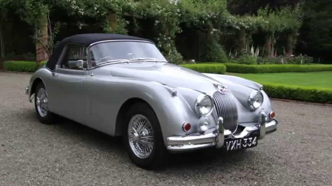 Sng Barratt Jaguar Parts Specialist Xk150 Youtube
