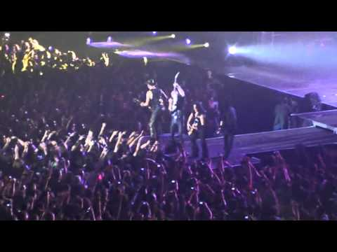 Scorpions   Rock You Like A Hurricane Athens 27 10 2010 Music Videos