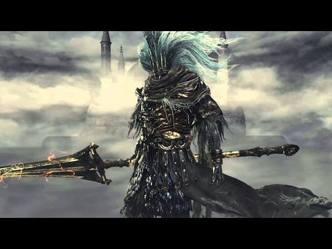 Dark souls 3 ПВП билд Безымянный Король