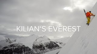 Kilian Jornet climbs Mt. Everest two times in one week