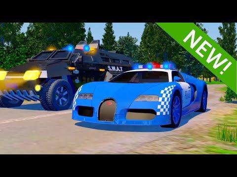 Polizei kinderfilm. Polizei Kinder. Polizeiwagen. Autos trickfilm. Kleine auto. Auto fГr kinder.