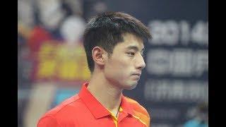 Zhang Jike vs XU Xin - china trials [ Fancam ]