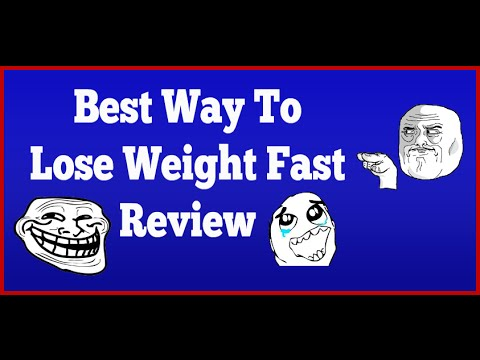 best way to lose weight fast richmond virginia review