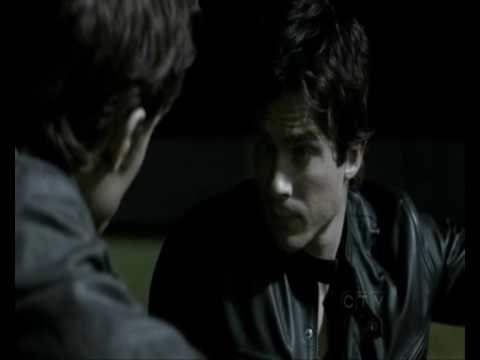 Damon Salvatore and Katherine Paerce - Here without you Video