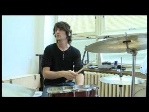 Jiri Sevcik + PIRATE SWING Band - zkoušení před hraním na akci Queen