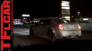 Prototype Hunting: Is this the new Chrysler 300 SRT or Chrysler 300 Hellcat?