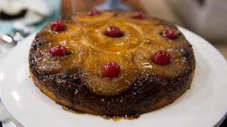 Martha Stewart Makes Pineapple Upside-Down Cake, Chocolate Pie | TODAY