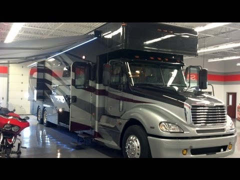 2013 Haulmark Motor Coach 45 Luxury Rv Youtube