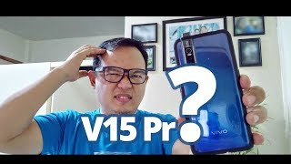vivo V15 Pro -- is it worth your money?!?