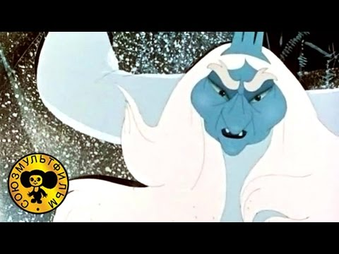В яранге горит огонь (1956) Советский мультфильм для детей
