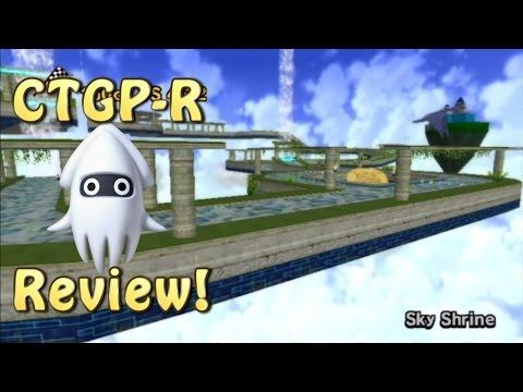 Mario Kart Wii Custom Tracks Reviews! - Blooper Cup