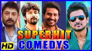 Super Hit Tamil Comedy   Arvind Swamy   Sivakarthikeyan   Udhayanidhi Stalin   Vishnu   Soori