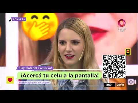 ¡La influencer Ale Marín sin pelos en la lengua en Dale Like!