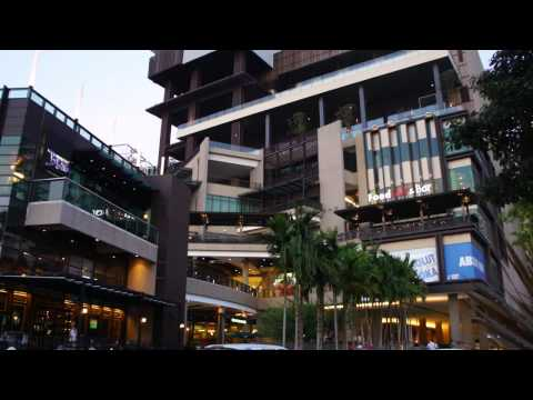 Pattaya 2012 - Central Festival, the biggest Shopping mall