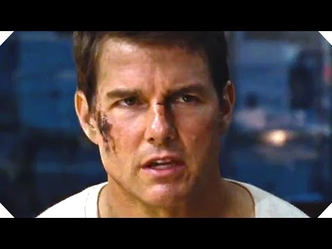 JACK REACHER 2 ' Never Go Back' TRAILER (Tom Cruise - Action, 2016)