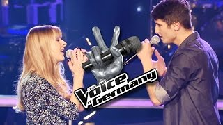 The One That Got Away – Karoline Peter vs. Daniel Mehrsadeh | The Voice 2014 | Battle