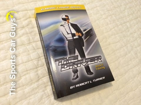 Autographed Copy of The Driver Book Giveaway