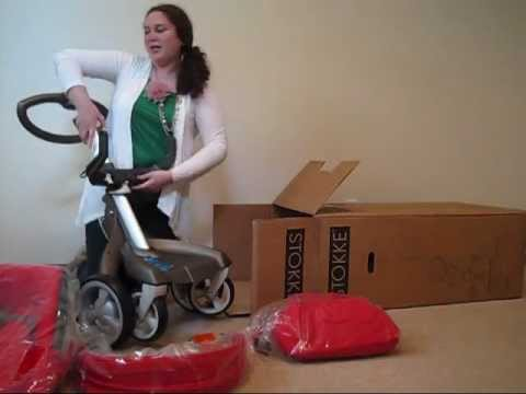 How To Put Together the Stokke Xplory Stroller in 5 Minutes!