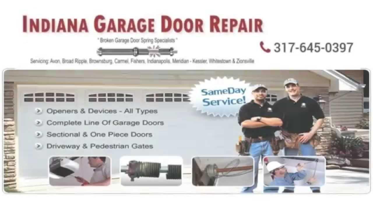 Garage door repair indianapolis indiana garage door for Garage door repair noblesville