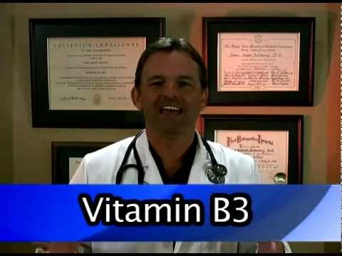 Vitamin B3 Benefits