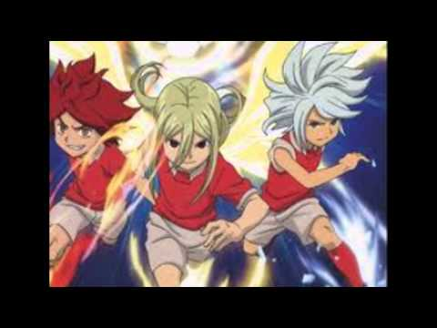 Foto Inazuma Eleven E Dragonball video