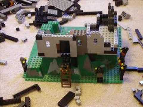 Lego Structures To Build