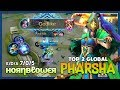 "Pharsa Peafowl's Dance ""You're All Mine!"" нoяηвℓoωєя Top 2 Global Pharsa ~ Mobile Legends Mp3"