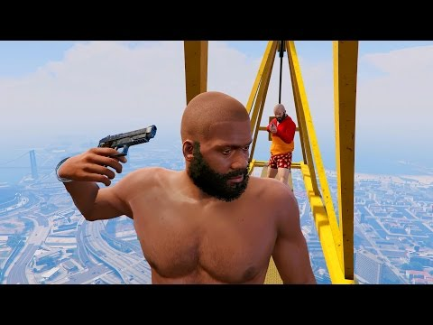 GTA 5 Crazy & Fail Compilation #4 (GTA V Funny Moments Thug Life)