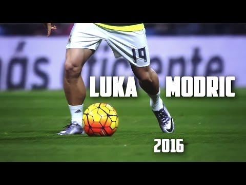 Luka Modrić ● Maestro ● Goals & Skills - 2016 | HD
