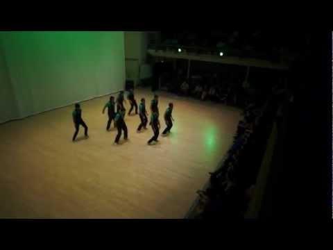 Penn Dhamaka  Harvard Raunak 2012 video