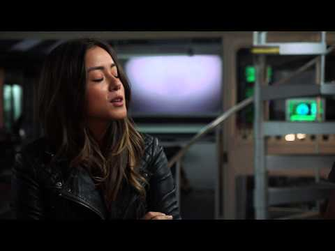 Marvel's Agents of SHIELD Season 1 deleted scene - Hacker Life | HD
