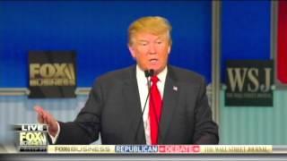 Donald Trump on TPP