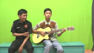 Anak SMK Nyanyi Lilakno Aku Hip Hop