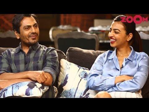 Radhika Apte & Nawazuddin Siddiqui On Open House With Renil | UNCUT thumbnail