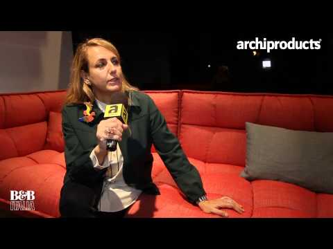 B&B ITALIA | Patricia Urquiola - Fuorisalone 2014