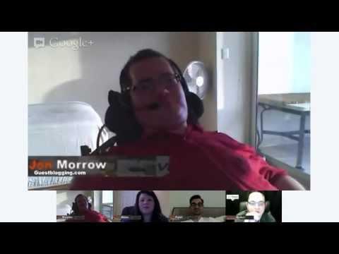Guest Blogging w/ Kristi Hines, Neil Patel & Jon Morrow - The Mindfire Chats Ep 3