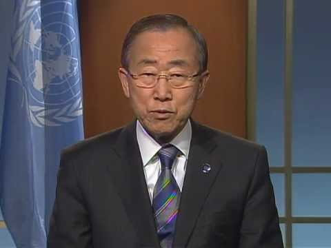 Message from Secretary-General Ban Ki-moon to 40th WFUNA Plenary Assembly