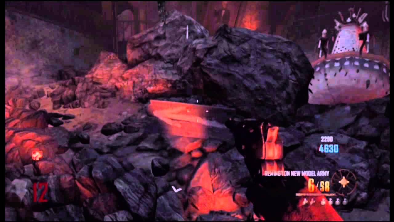 Black Ops 2 Ray Gun Mark 2 Pack a Punch Black Ops 2 Buried Ray Gun