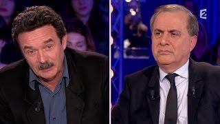 """Edwy Plenel à Roger Karoutchi """"Les electeurs FN sont comme nous, ils sont fatigués de vous !"""" #ONPC"""
