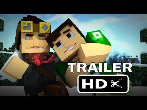 The Frozen Minecraft MovieⓇ [HD]