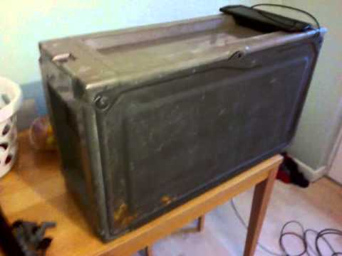 10-1 cb radio go box. part 5
