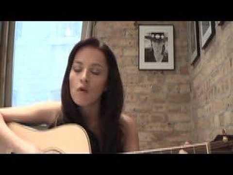 me singing Tattoo - Jordin Sparks