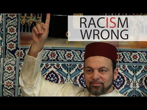 Racism is Wrong!