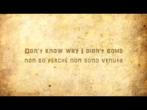Norah Jones – Don't Know Why (Testo e Traduzione)