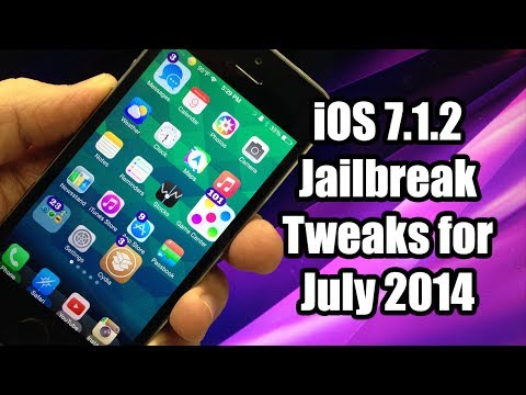 iOS 7.1.2 Jailbreak Tweaks Roundup for July 2014