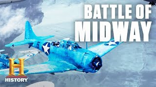 Battle of Midway Tactical Overview ? World War II | History
